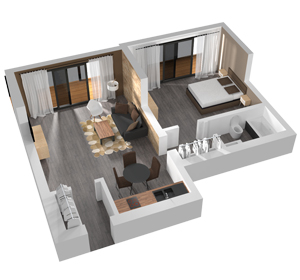 <span>Visualisation plan 3D appartement</span><i>→</i>