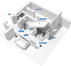 <span>Réagencement maison particulier</span><i>→</i>