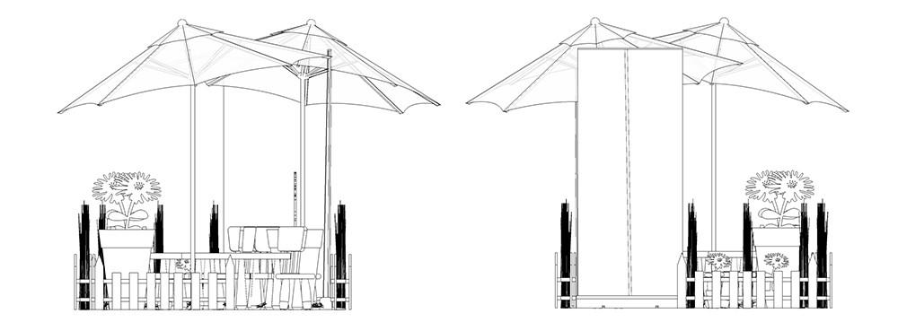 Conception stand pour enfants graphisme architecture d 39 int rieur - Architecture pour enfants ...