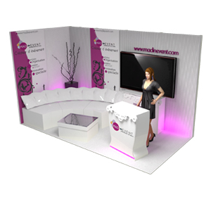 Previous<span>Stand 9m² / salon du mariage</span><i>→</i>