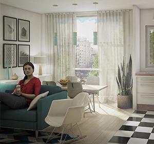 Next<span>Appartement particulier // Visuel 3D et coupes</span><i>→</i>