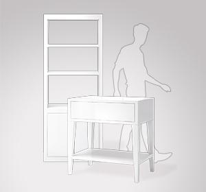 <span>Réalisation visuels 3D pièces de mobilier / Marumo Gallery</span><i>→</i>