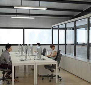 <span>Visuels 3D projet façade et intérieur Atelier Sud Broderie</span><i>→</i>