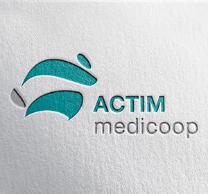 <span>Refonte logo Actim Medicoop</span><i>→</i>
