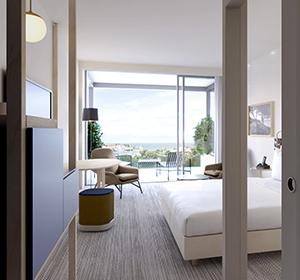 <span>Perspectives 3D chambre d'hôtel</span><i>→</i>